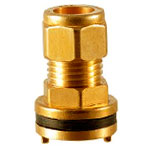 Tank Connectors Brass